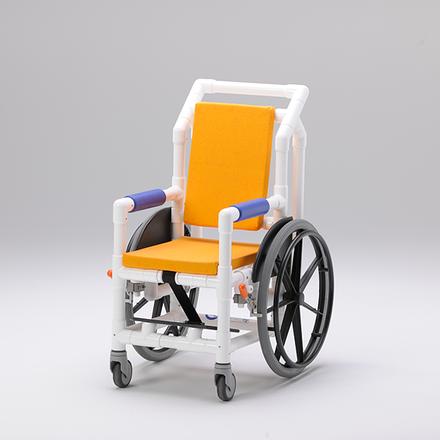 Silla de ruedas infantil de aseo y ducha autopropulsable